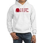 Red Shirt Society Hooded Sweatshirt