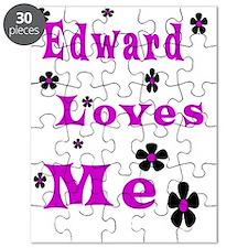 Edward Loves me1 Puzzle