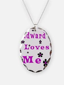 Edward Loves me1 Necklace