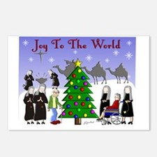 LSP JOY TO THE WORLD Postcards (Package of 8)