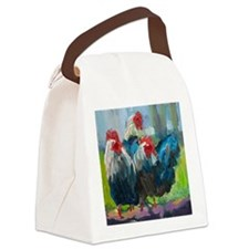 Roy Don and Sonnie Canvas Lunch Bag