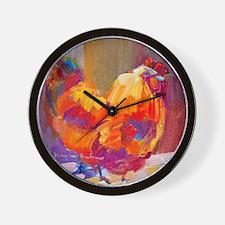 Mother Henn Wall Clock