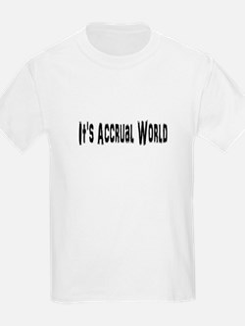 Accural World T-Shirt