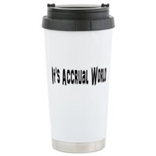 Accural World Travel Mug