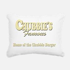 chubbies-2 Rectangular Canvas Pillow