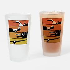 chiytouwingchun_portadacolor Drinking Glass