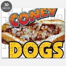 Coney Island Dog Puzzle