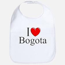 """""""I Love Bogota"""" Bib"""