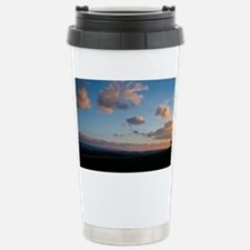Simple Sunset Stainless Steel Travel Mug
