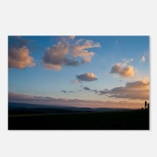 Simple Sunset Postcards (Package of 8)