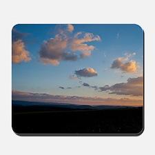 Simple Sunset Mousepad