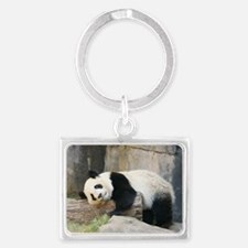panda1 Landscape Keychain
