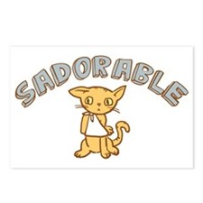 sadorable Postcards (Package of 8)