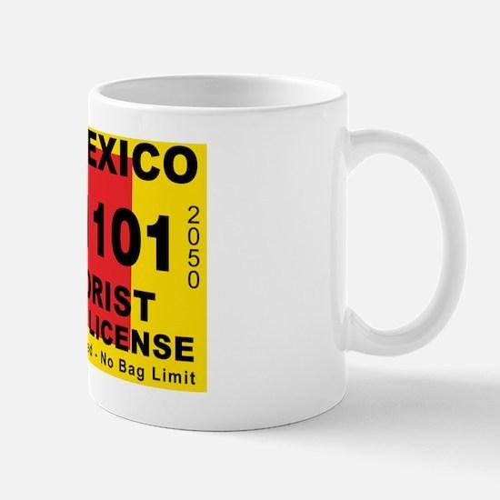 terrorist-hunting-license-XL-NM Mug