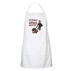 Natural Selection BBQ Apron