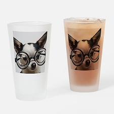 CHI Glasses panel print Drinking Glass