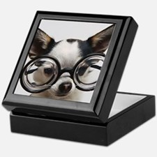 CHI Glasses panel print Keepsake Box