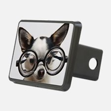 CHI Glasses panel print Hitch Cover