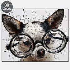 CHI Glasses panel print Puzzle