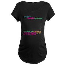 drilling4u WHT T-Shirt