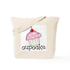 Big Cupcake Tote Bag