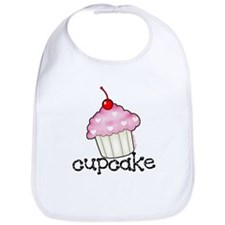 Big Cupcake Bib