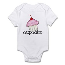Big Cupcake Infant Bodysuit