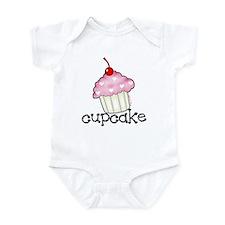Big Cupcake Onesie
