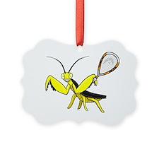 Side Squash Mantis Ornament