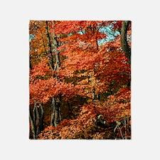 autumn_lgp Throw Blanket