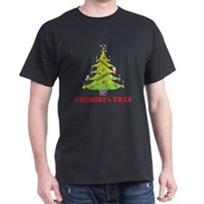 Chemist Christmas Tree! T-Shirt
