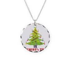 Chemist Christmas Tree! Necklace