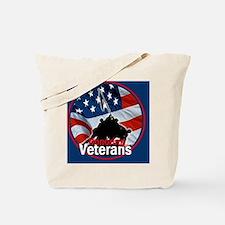 Honoring Veterans Tote Bag