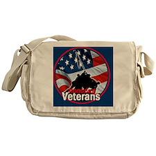 Honoring Veterans Messenger Bag