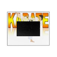 karate a Picture Frame