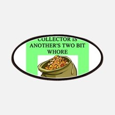coin collector whore joke gifts t-shirts Patches