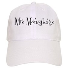 Mrs Moneybags Baseball Cap