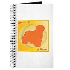 Komondor Happiness Journal