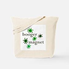 Booger Magnet Tote Bag