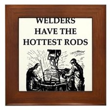WELDERS Framed Tile