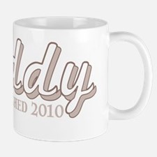 daddy established 2010_dark Mug