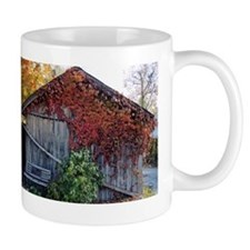 old_barn_card Mug