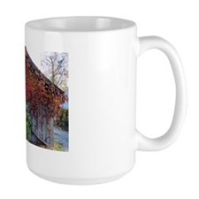 old_barn_card Mug