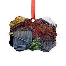 old_barn_Lg_framed Ornament