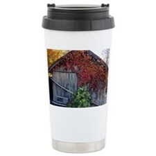old_barn_Lg_framed Travel Coffee Mug