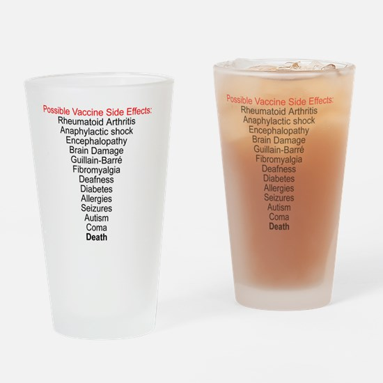 back2 Drinking Glass