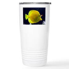 yellow_tang_mini Travel Mug