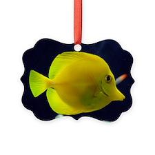 yellow_tang_mini Ornament