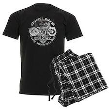 geniune rider(blk) Pajamas