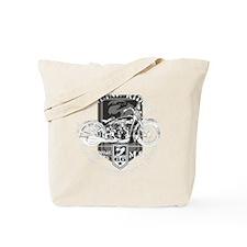 geniune rider(blk) Tote Bag